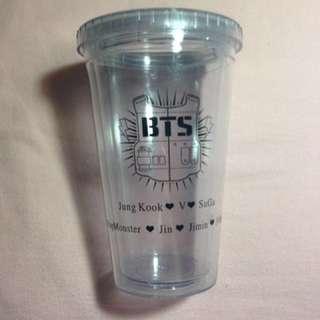 BTS Tumbler cup
