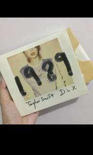 1989 Deluxe Taylor Swift