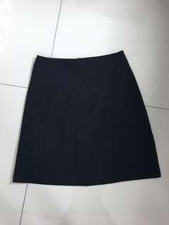 Dark blue/black Skirt
