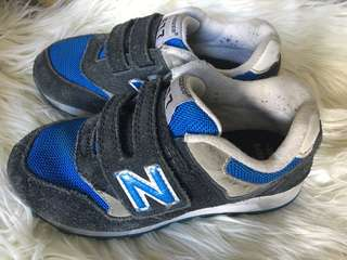 New Balance Shoes for boys (Blue Size 12US)