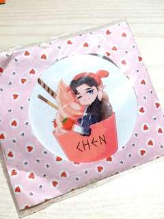EXO Chen 鏡