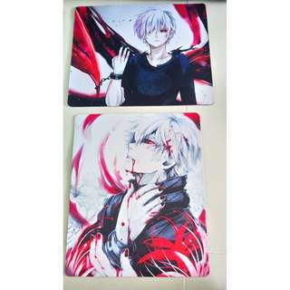 Assorted Anime Mousepads