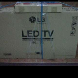 REPRICED - LG TV 32 Inches