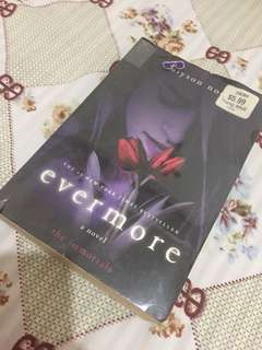 EVERMORE: 1st Book In The Immortals Series