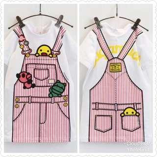 SALE: Jumpsuit Printed Dress