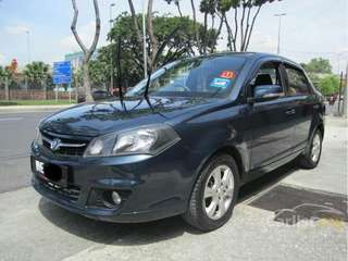 LOWEST PRICE LOW MILL!! 2011 PROTON SAGA 1.3 FLX