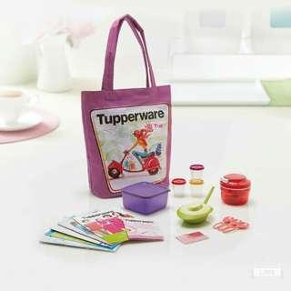 Kitbag Tupperware