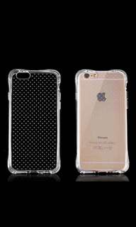 iPhone 5/5s/6/7/7plus clear case