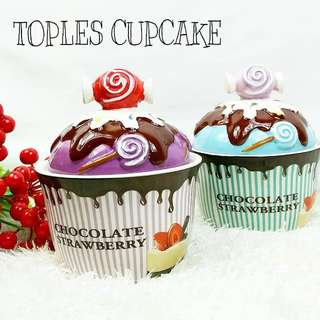 Toples cupcake