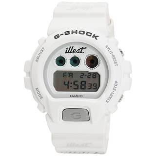 CASIO G-SHOCK ILLEST DW-6900 Limited Edition Genuine New