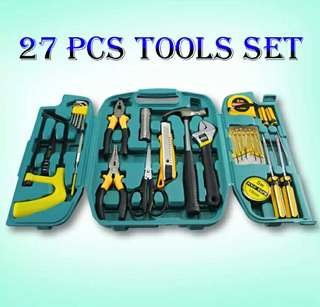 Hardware tools set 27pcs spanner..