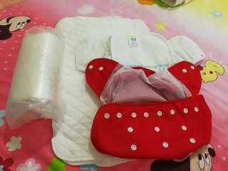 BN Coth Diapers & nappy liner