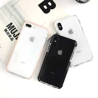 transparent protective hard case cover | po