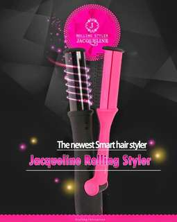 Jacqueline Rolling Styler 魔髮捲