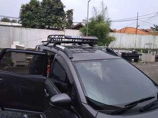 Roof rack Untuk Mobil mobilio berkualitas Dan bergaransi