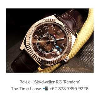 Rolex - Skydweller RG 'Random'