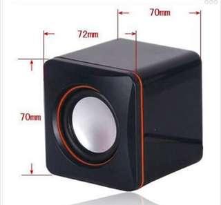 D-02A Multimedia speaker
