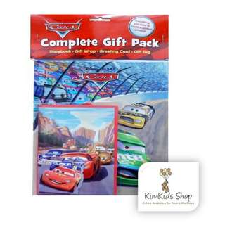 Disney Cars - Complete Gift Pack