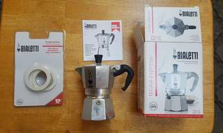 Bialetti Coffee Maker Made in Italy