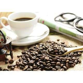 經典咖啡豆(原豆一磅)