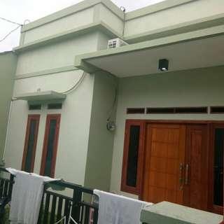 Rumah Cantik minimalis 50m dari jalan raya