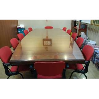 Conference Table (3200mmL x 1500mmW)