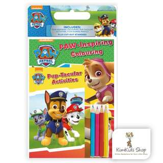 Nickelodeon PAW Patrol Activity Pack
