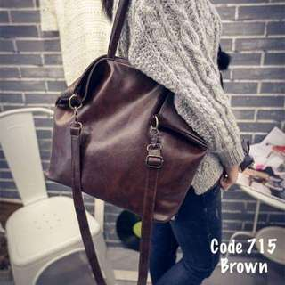 Large Capacity Casual Two Way Tote