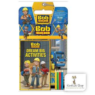 Bob the Builder Activity Pack