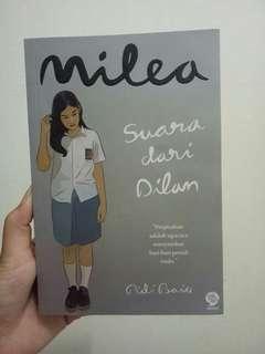 Novel Milea 'Suara dari Dilan'