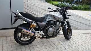 2009 Honda CB400 Revo