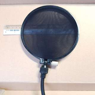 Pop Filter for Microphone Recording
