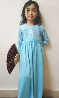 Kids Dress Lace ,5 years old