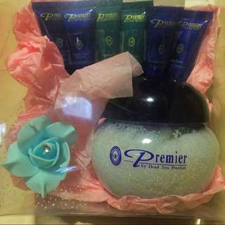 Premier Dead Sea Product Set