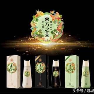 Traditional Chinese Herb Shampoo, conditioner, Bath wash