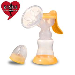 160ml Silicone Manual Breast Pump Hand-type BPA Free Baby Breastfeeding Feeder Mother Mum Milk Kids Product 手动吸奶器