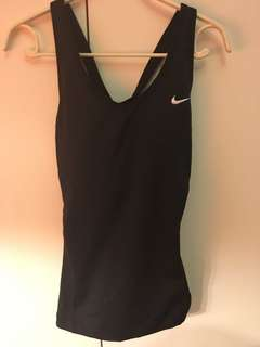 NIke dry-fit sports bra tank top