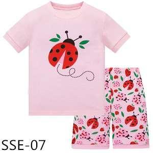Lady Bug T-shirt set for girl