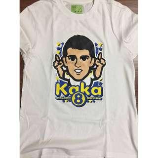 Football Soccer Kaka Brazil jersey shirt S