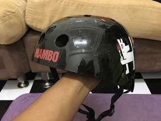 Helmet mambo