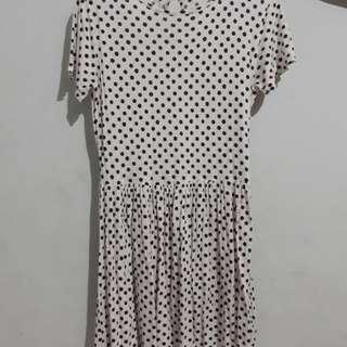 Polkadot Casual Dress