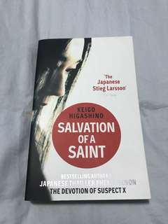 Savation of a Saint
