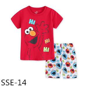 Elmo Cute T-shirt children set