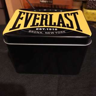 Everlast Empty Tin