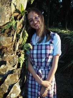 Korean school girl dress