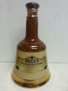 Bell Scotch Whisky 金鈴陶瓷威士忌 500ml