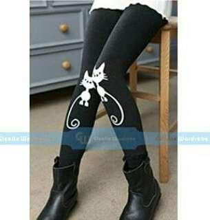 GW cat black legging