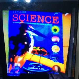 Science Explore For Primary School