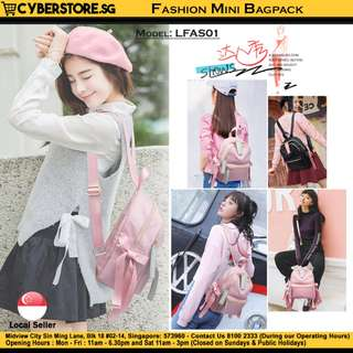 Fashion Mini Backpack