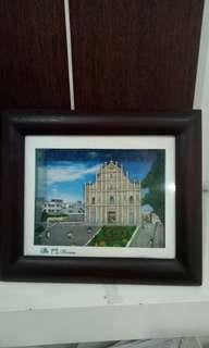 Lukisan Macau